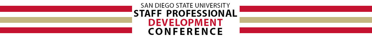 Staff Professional Development Conference Event Information
